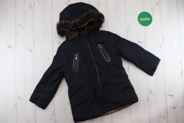Верхняя одежда - Синий - Киев: Дитяча куртка з капюшоном Zara kids, вік 5-6 р., на зріст 110 см   Дов