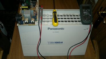 Ремонт, настройка и сервисное обслуживание мини АТС Panasonic