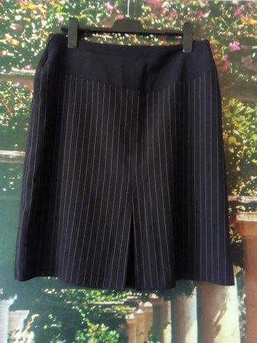 Dve suknje za 500 din, velicina 50 i 52, 100% poliester. Par puta - Beograd