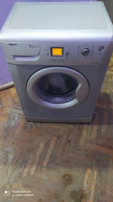 audi a4 32 fsi - Azərbaycan: Öndən Avtomat Washing Machine Beko 5 kq