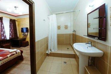 продаю гостиницу, действующий бизнес:370м2, 3 уровня ; район пересече в Бишкек