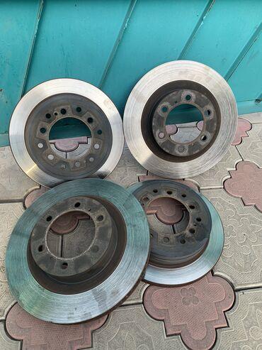 эстима бишкек in Кыргызстан | УНАА ТЕТИКТЕРИ: Продаю тормозные диски на toyota land cruiser prado 150. 2012 год объё