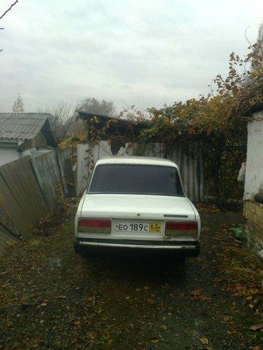 срочно продаю ваз2107 транзит ном  2003год сос нормально  двигателя  в Бишкек