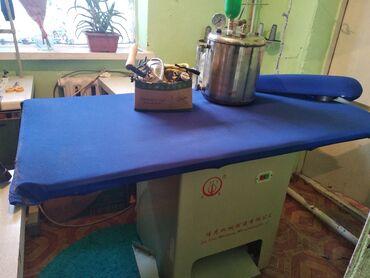 карандаш для удаления накипи утюга в Кыргызстан: Продаю паровой утюг для швейной цех,почти новый