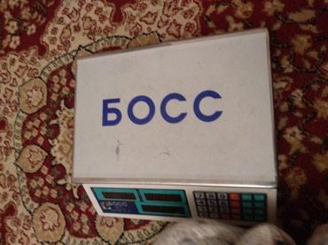 Весы отличном состоянии. или обмен на детские продукты. в Бишкек