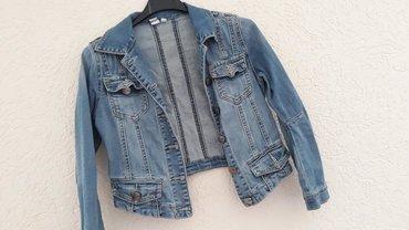 Preslatka teksas jaknica za devojčice,poznate italijanske marke
