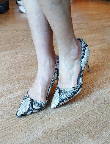 botinki 39 razmer в Кыргызстан: Женские туфли от испанского бренда Suiteblanco оригинал из