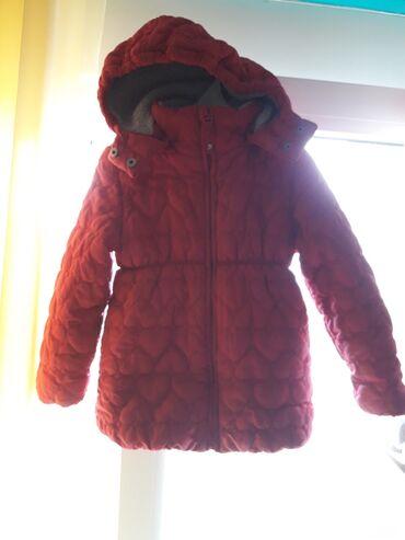 Pretopla jaknica i nepromociva, fantasticna za vase dete. vel. 2-3