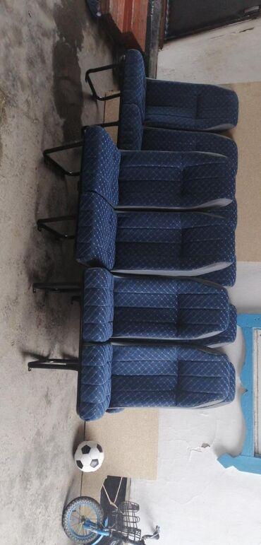 Продаю новые сиденья на Мерседес Спринтер 12 мест, 16 мест. Диван.Ес