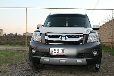 Great Wall - Azərbaycan: Great Wall Hover 2 1.5 l. 2015 | 2015 km