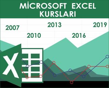 Microsoft Excel kurslarıƏziz dostlar! Bakı Kompüter Mərkəzi Sizi