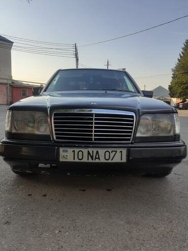 brilliance m2 1 8 at - Azərbaycan: Mercedes-Benz E 250 2.5 l. 1990 | 489000 km