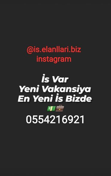 evd is elanlari - Azərbaycan: Şəbəkə marketinqi məsləhətçisi. İstirahət günləri iş