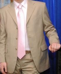 Мужской пиджак KARMANLI  светлого цвета в Бишкек