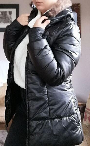 Bordo torbica - Srbija: Odlicna jakna 1299,kao nova m, L velicine