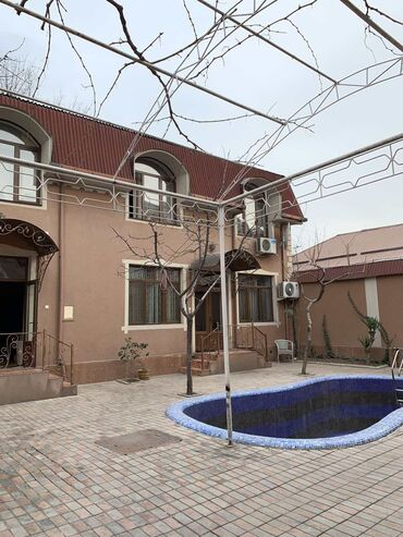 Недвижимость - Таджикистан: 450 кв. м, 10 комнат