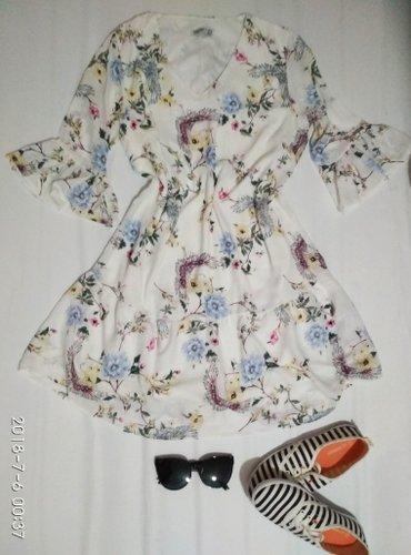 Легкое летнее платье от Kakao, покупали дорого в Турции в Бишкек