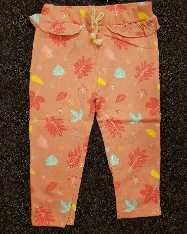 Pantalonice za devojčice  Br. 86 (12-18) - Nis