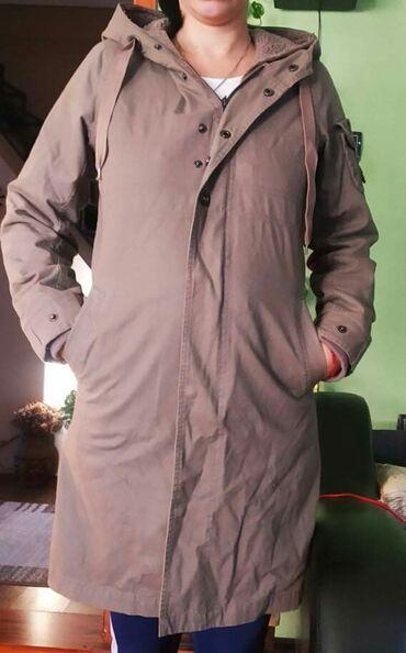 Oliver zenske pantalone - Srbija: Zenska jakna,postavljena krznom koje moze da se skine I da bide