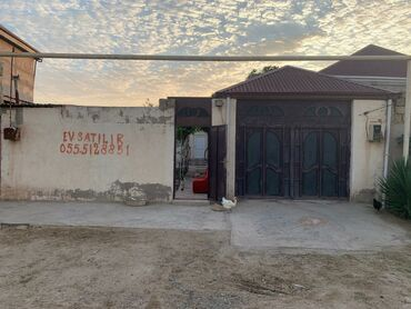 baxın yuzh magistral asanbai rayonunda böyük ev satıram - Azərbaycan: Satış Ev 300 kv. m, 4 otaqlı