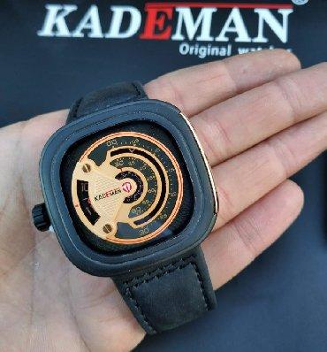 - Azərbaycan: Kademan kisi saatiOrjinal qab+qutu+passport+zamanet kartiMetrolara