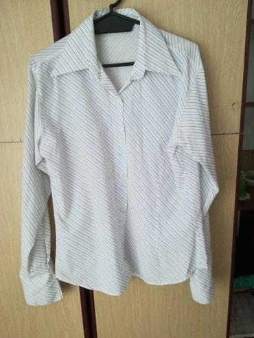 Nova košulja, 100% pamuk. Ne piše veličina, ali bi odgovarala - Novi Sad