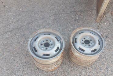 диска 13 в Кыргызстан: Продаю диски комплект R 13 . Вотличном состоянии. Мини торг