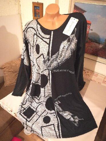 Zuta suknja sl - Srbija: Nova zenska tunika sa ukrasima za punije Miss Nommy. Turska. Odlicna