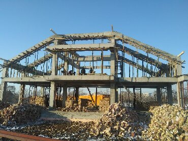строительная бригада с прорабом в Кыргызстан: Мы Бригада строителей с прорабом Монолит; инженер строитель,опытные