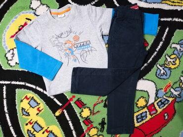 Dečije Farmerke i Pantalone | Pozarevac: Komplet (duks+pantalone) - vel. 98!Nenošeni KidStar duks srednje