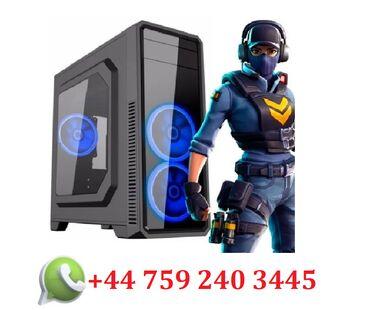 Pc Gamer Intel I5 9400f/gtx 1650/8gb Ram/1tb + Windows 10Game