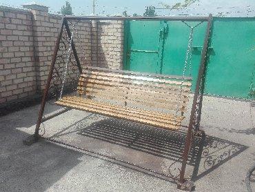 Гамаки - Кыргызстан: Качели качеля