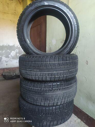 В наличии резина зимняя Bridgestone 235/50/ R18 в отличном состоянии