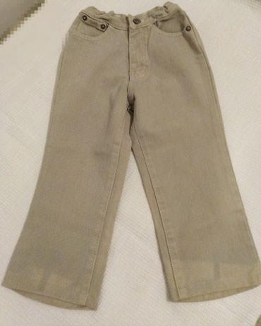 Детские джинсы в хорошем состоянии на в Кок-Ой