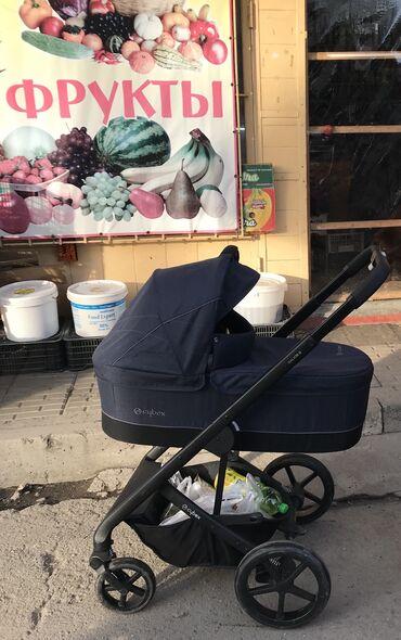 Продаю свою любимую коляску немецкого бренда «Cybex Balios S, 2 в 1»