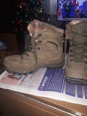 Новые ботинки теплые очень,мех очень хороший реальному клиенту уступлю