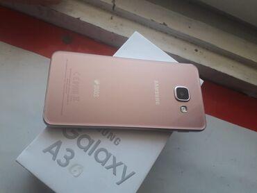 buick excelle 16 mt - Azərbaycan: İşlənmiş Samsung Galaxy A3 2016 16 GB çəhrayı
