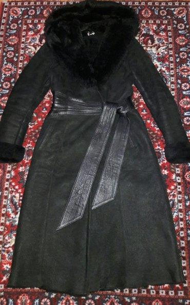 Срочно продаю! натуральную дубленку в Бишкек