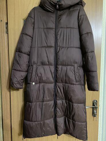Продаю куртку, на гусином пух.Очень лёгкая и тёплая, выдерживает