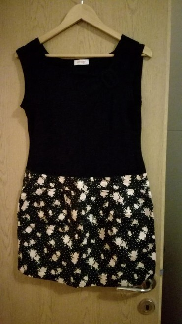 Orsay haljinica.Ima efekat suknje i bluze.Veličina 40.Nošena dva - Nis