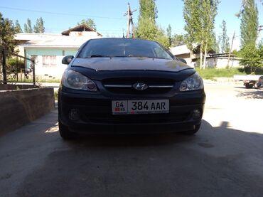 Hyundai Getz 1.4 л. 2007   1948 км