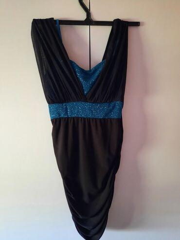 POKLANJAM haljinu, jednom nosena Odgovara S/M