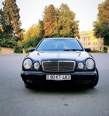 Mercedes-Benz 240 2.4 l. 1998 | 253000 km