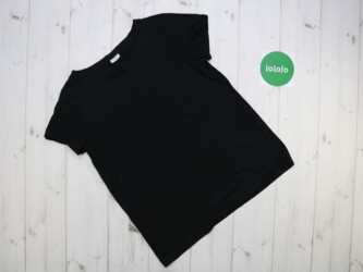 Жіноча базова футболка Jacqueline de Yong, р. S    Довжина: 60 см Напі