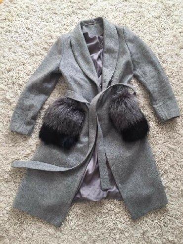 Duga haljina americi - Srbija: Dug kaput kasmir