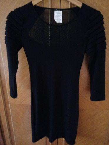 Mala crna haljina, kao nova, jednom obucena, velicina S - Pancevo