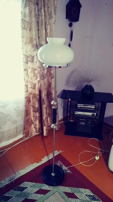 торшер со стеклянным абажуром в Кыргызстан: Торшер ссср