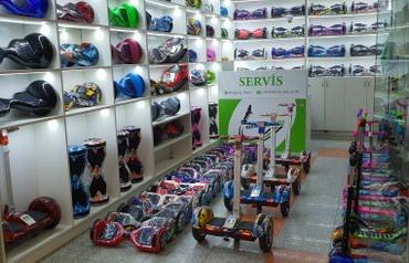 Bakı şəhərində Segway smart balance 6.5