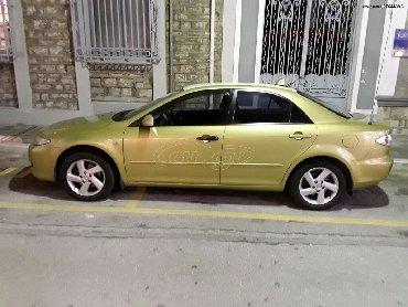 Mazda 6 2 l. 2004 | 600000 km