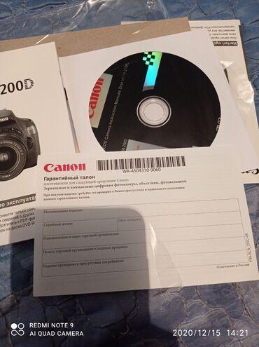 фотоаппарат canon eos 1100 d в Кыргызстан: Продаю новый фотоаппарат Canon EOS 1200D пользовались всего 2 раза